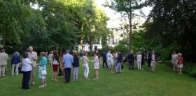 ONA Garden Party 27 June 2018