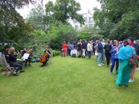ONA Garden Party 2020: Scheduled Thursday 25 June