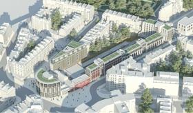 South Kensington Station: Setbacks in Around Station Development