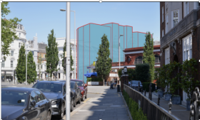 Object today to Massive Redevelopment around South Kensington Station!